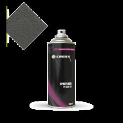 peinture aerosol martele