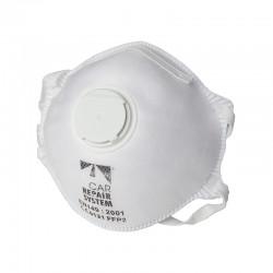 Masque jetable avec valve
