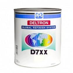 D711 - DELTRON DG ROUGE CARMIN - 1 L  - Gamme Deltron PPG