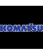 Toute la peinture pour vos machines agricoles KOMATSU
